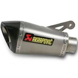 Akrapovic (titanio)...