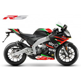 APRILIA RS4 125 REPLICA GP