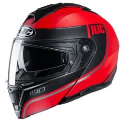 CASCO HJC I 90 DAVAN MC-1SF