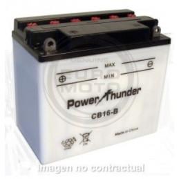 BATERÍA POWER THUNDER CB16-B