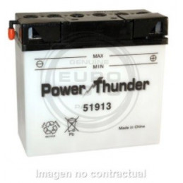 BATERÍA POWER THUNDER 51913...