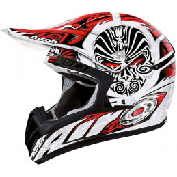CASCO AIROH CR901 FACE RED...