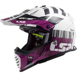 CASCO LS2 FAST EVO MX437...