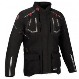 CHAQUETA BERING OURAL BLACK