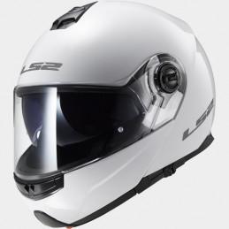 CASCO LS2 FF325 STROBE WHITE