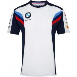 BMW MOTORRAD CAMISETA BLANCO